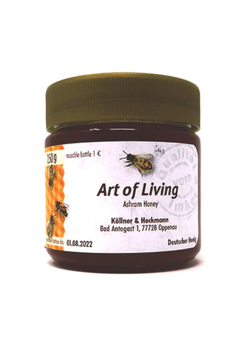 Ashram Honey - 250 g (Art of Living)