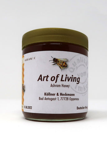 Ashram Honey - 500 g (Art of Living)
