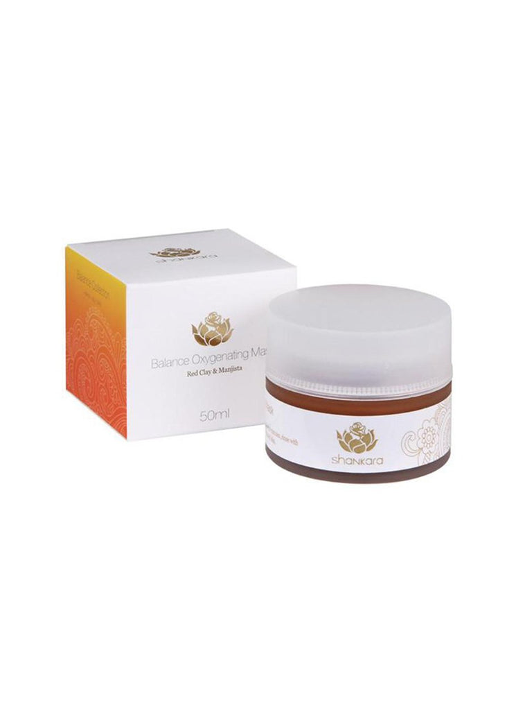 Shankara Balance Oxygenating Mask - 50 ml