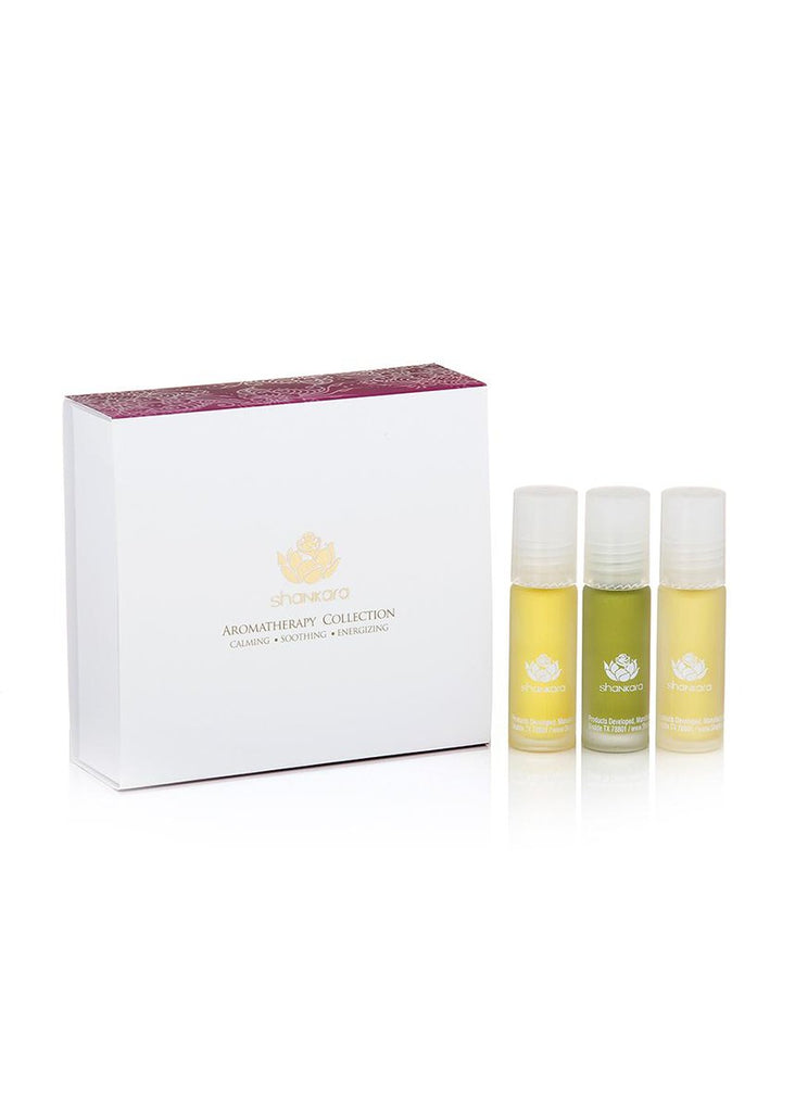 Shankara Aromatherapy Oils Collection - 3 x 5 ml