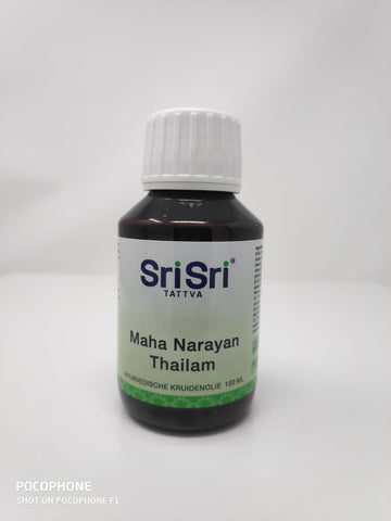 Mahanarayana Taila - Öl 100 ml - oil - Sri Sri Tattva (Natural Cosmetics)