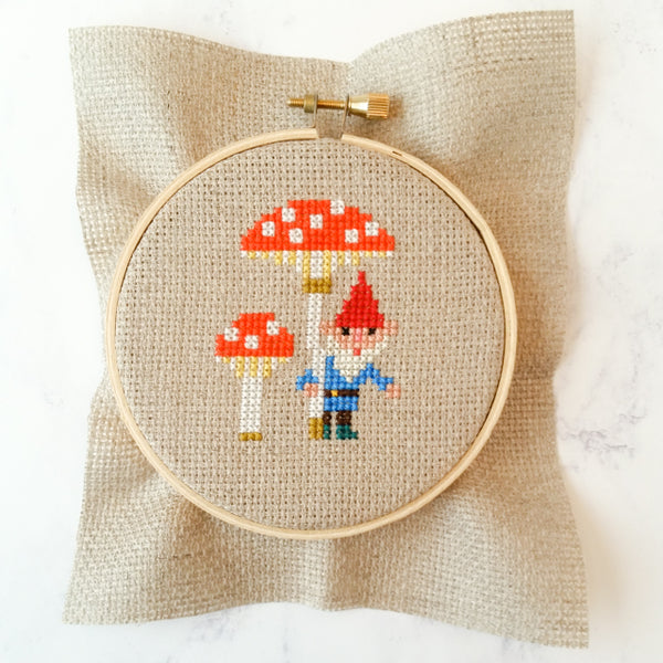Introducing cross stitch patterns by Gera!