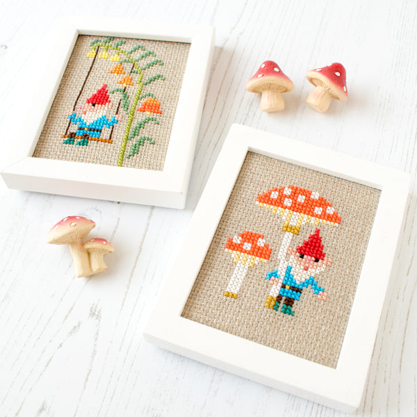 How to frame cross stitch and embroidery using sticky board