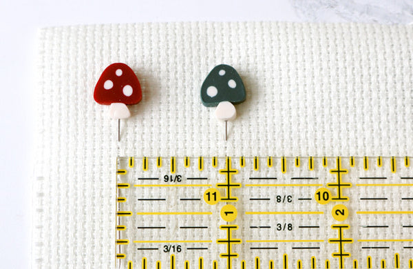 how to measure fabric count cross stitch