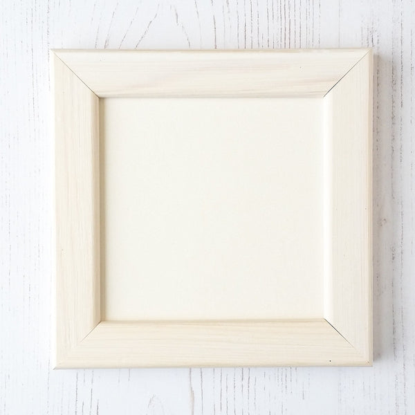 Antique White Frame for Cross Stitch - 4