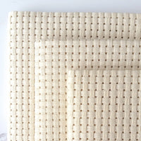 Ivory Herta Cross Stitch Fabric - 6 count