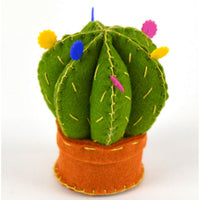 Felt Craft Mini Kit - Cactus Pincushion