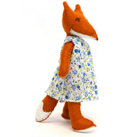 Hand Stitched Felt Softie Kit - Philippa Fox