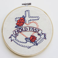Holdfast Hand Embroidery Kit