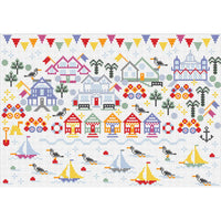 Regatta Cross Stitch Pattern