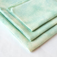 Morning Dew Hand Dyed Jobelan-Aida Cross Stitch Fabric