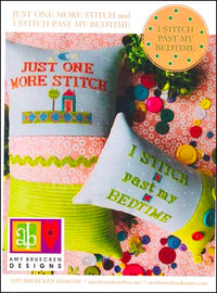 I Stitch Past My Bedtime Cross Stitch Pattern