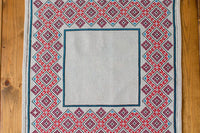 Mediterranean Folk Cross Stitch Pattern - Design 220