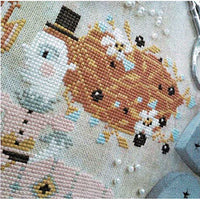 I Give You My Heart Cross Stitch Pattern