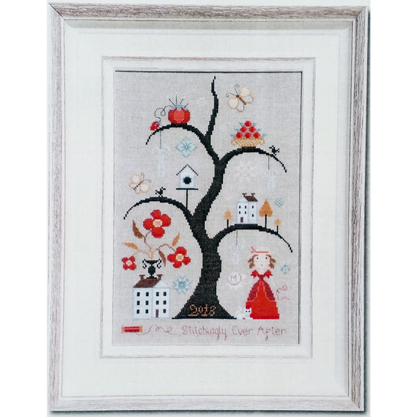 Stitchingly Ever After Cross Stitch Pattern