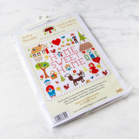 Home is Where the Heart Is Cross Stitch Kit