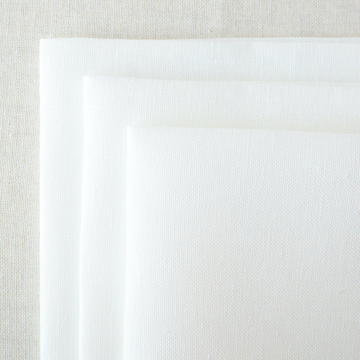 Cashel Antique White Linen Fabric - 28 count