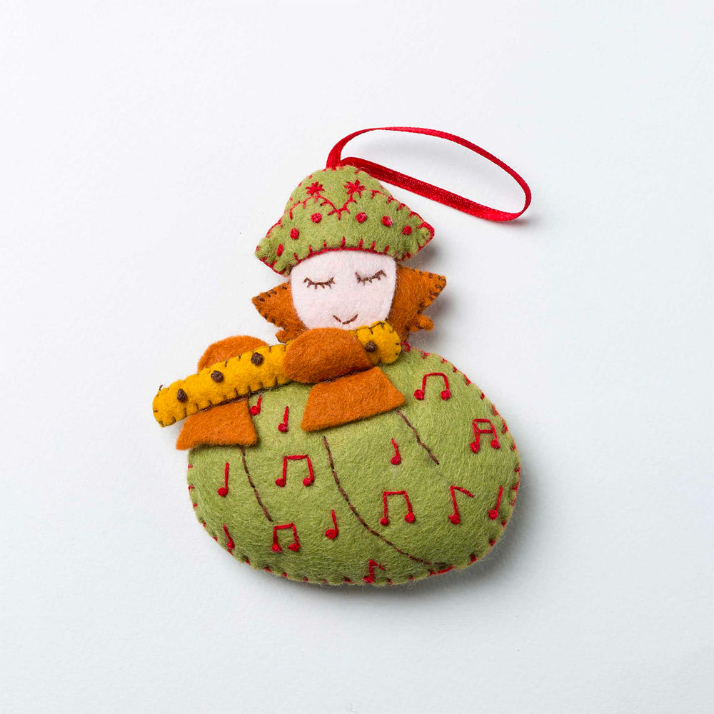 12 Days of Christmas Felt Ornament Kit - Piper Piping
