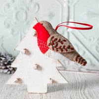 Felt Craft Mini Kit - Robin
