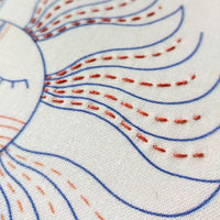Sun King Hand Embroidery Kit