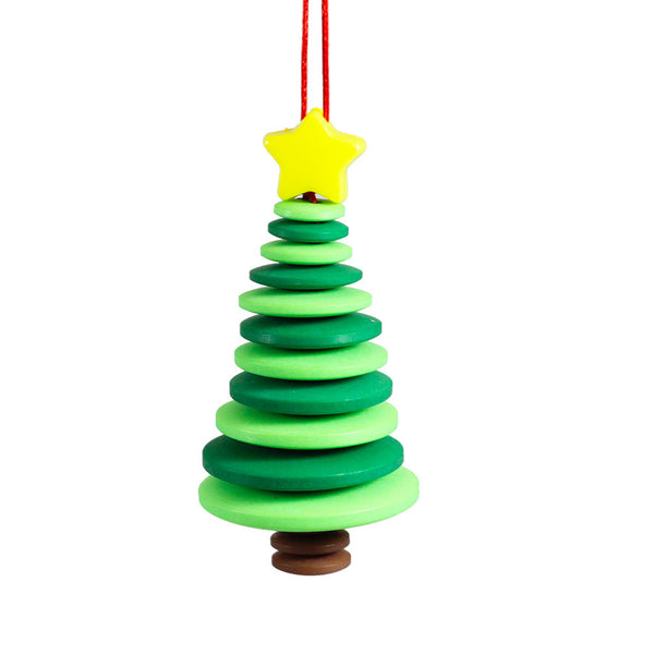 Buttoonies Button Craft Kit - Christmas Tree