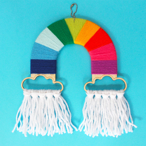 Wrapped Rainbow Craft Kit