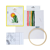 DMC Cross Stitch Kit - Cactus