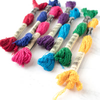 DMC Mouliné Étoile Embroidery Floss Collection - Jewel