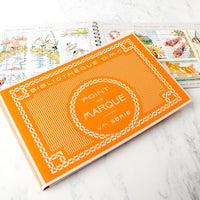 DMC Vintage Cross Stitch Design Album - Volume 5 (Orange)