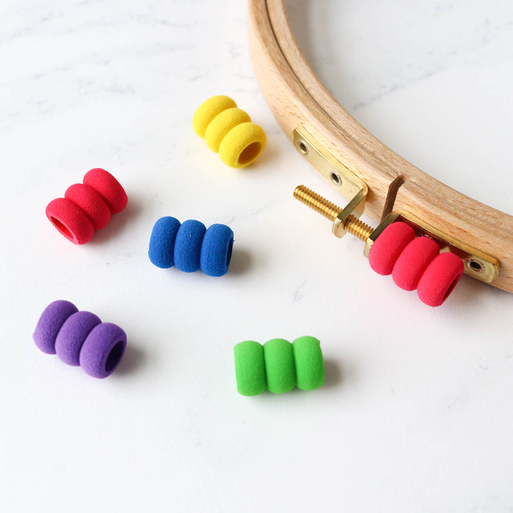 Comfort Grips for Embroidery Hoop Screws
