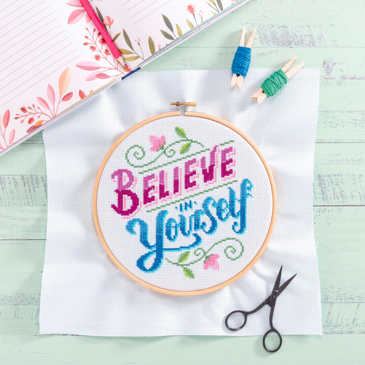Cross Stitch for the Soul: 20 Designs to Inspire