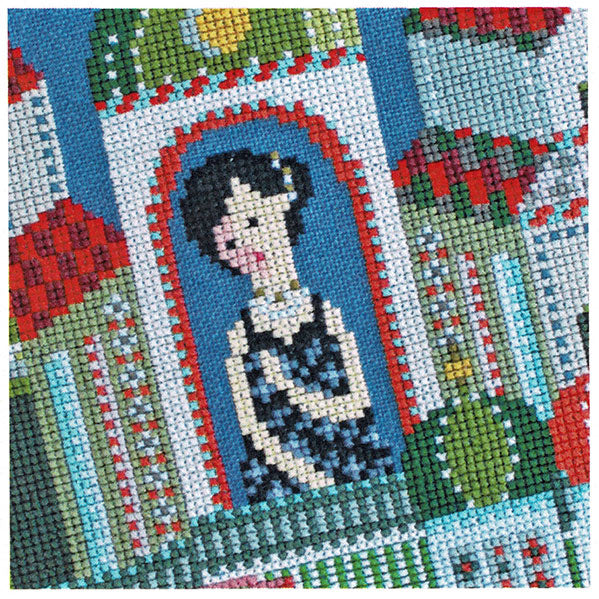 Anna Karenina Cross Stitch Pattern