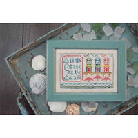 A Little Cottage Cross Stitch Pattern
