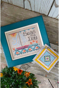 Seas the Day Cross Stitch Pattern