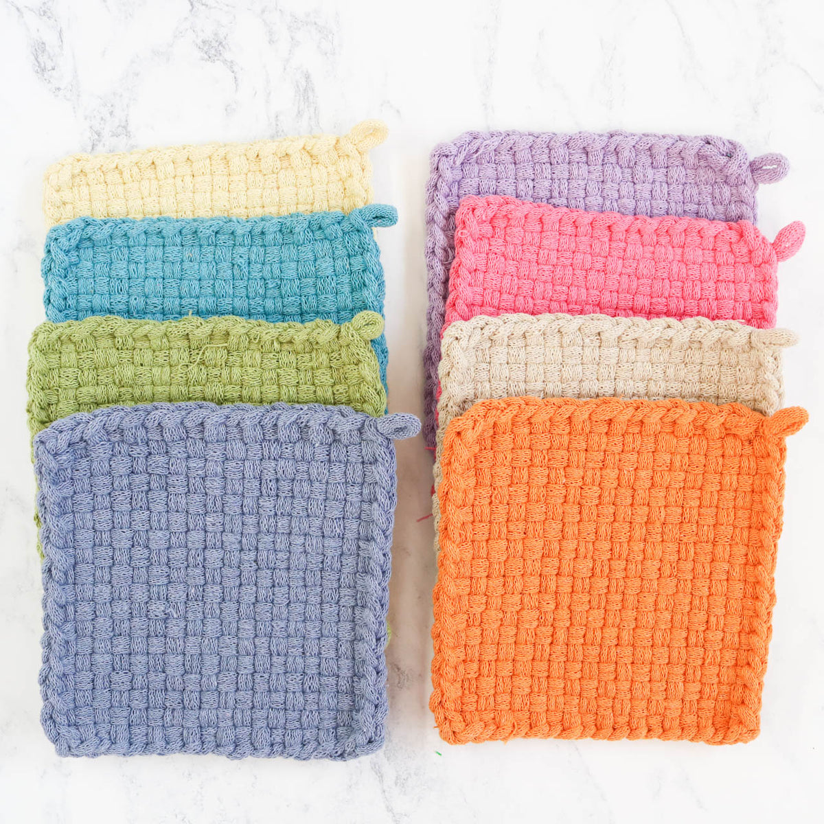 Premium Cotton Loops for Potholder Loom