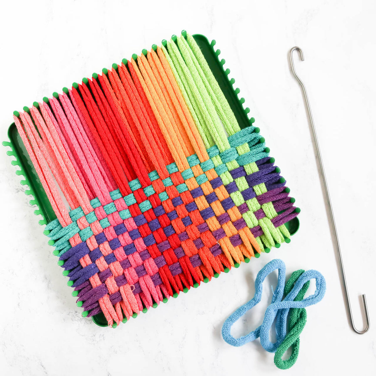 Traditional Metal Potholder Loom Kit
