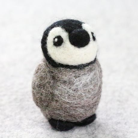 Baby Penguin Mini Felting Kit