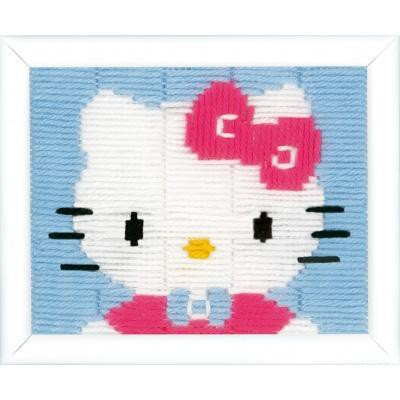Hello Kitty Long Stitch Tapestry Kit