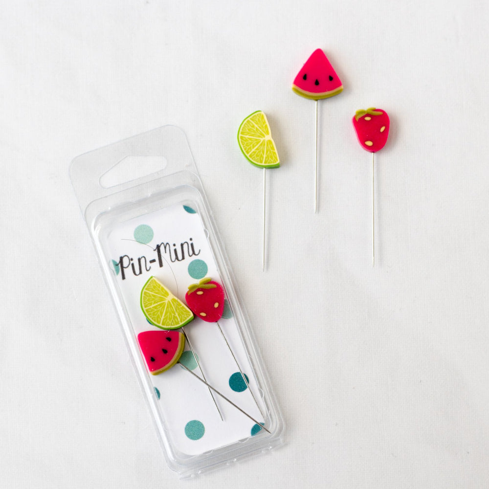 Handmade Straight Pin Mini Collection - Juicy