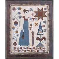After the Rain Cross Stitch Pattern