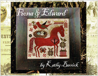 Fiona and Edward Cross Stitch Pattern