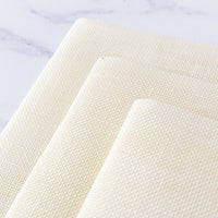 Touch of Yellow Linen Fabric - 28 count