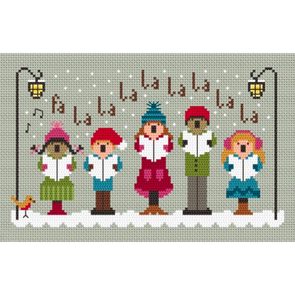 'Tis the Season Cross Stitch Pattern