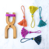 Loome Tassel, Pom Pom, and Cord Maker