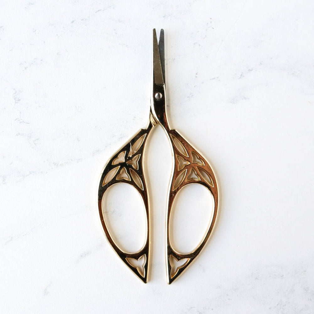Butterfly Wing Embroidery Scissors
