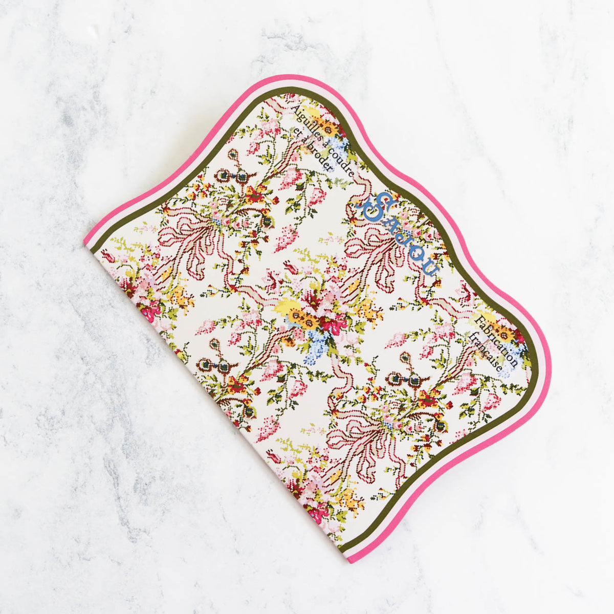 French Embroidery and Tapestry Needle Book - Versailles