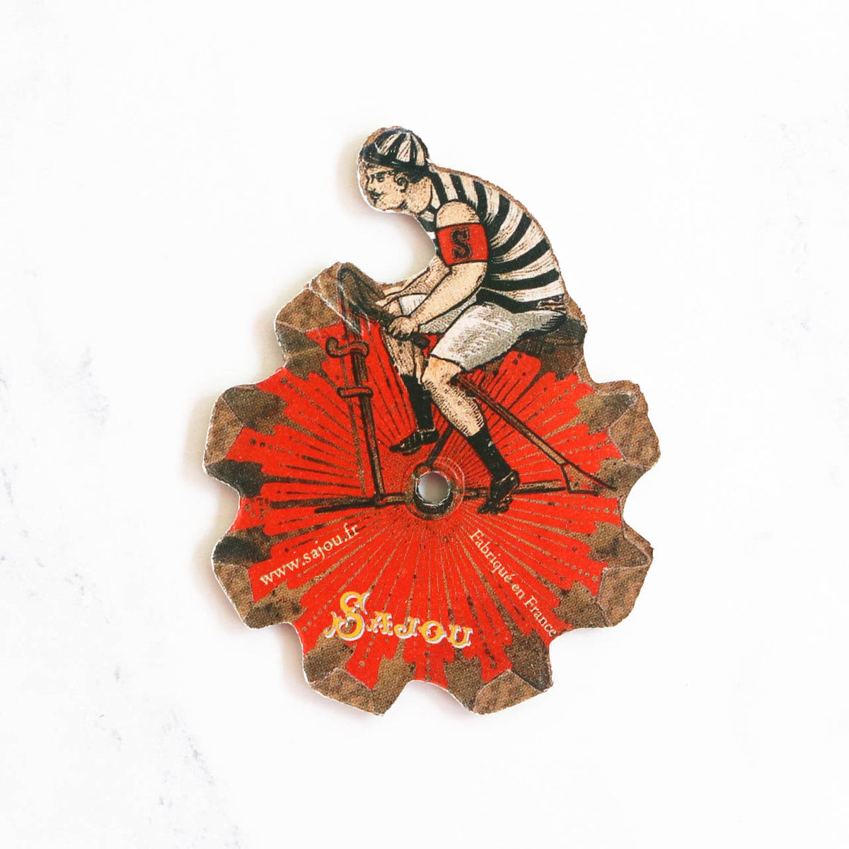 Sajou Thread Bobbins - Cyclists