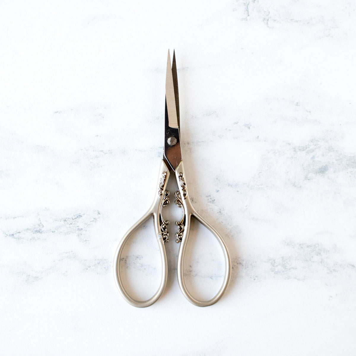 Marquis Embroidery Scissors with Filigree