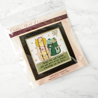 Packed Full Cross Stitch Kit
