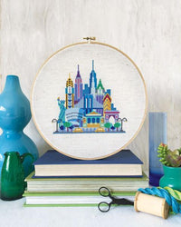 Pretty Little New York Cross Stitch Pattern